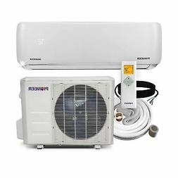 PIONEER 18000 BTU 18 SEER Inverter+ Ductless Mini Split Heat