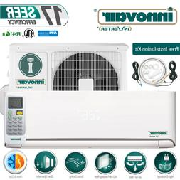18000 BTU Mini Split Air Conditioner Heat Pump Ductless 230V