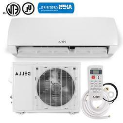 18000 BTU Mini Split Wall Mount Inverter Air Conditioner Hea