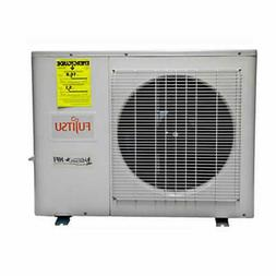 Fujitsu - 18k BTU - XLTH Outdoor Condenser - For 2 Zones
