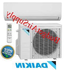 DAIKIN 15 SEER 24K Ductless Mini Split 24000 Btu Heat Pump R