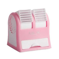 1xMini Air Conditioner Portable Air Conditioning Fan Low Noi