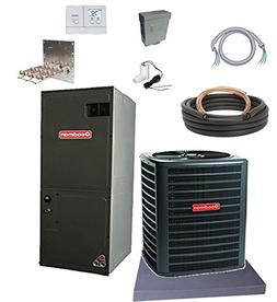 Goodman 2.5 Ton 14 SEER Heat Pump Split GSZ140301 & ARUF31B1