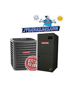 2.5 Ton Goodman 14 Seer Heat Pump Ac Split System ARUF31B14-
