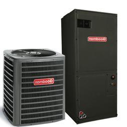5 Ton 16 Seer Goodman Air Conditioning System  - GSX160601 -