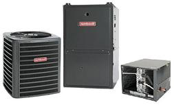 3 Ton Goodman 14.5 SEER R410A 96% AFUE 60,000 BTU Two-Stage