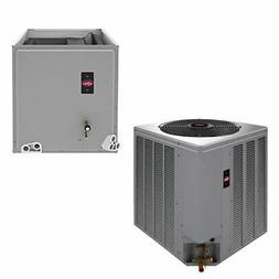 "Rheem - 2.5 Ton Air Conditioner + Coil Kit - 14 SEER - 21"" C"