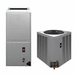 Rheem - 2.5 Ton Cooling - Air Conditioner + Air Handler Kit