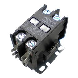 Protactor 2 Pole 40 AMP Heavy Duty AC Contactor Replaces Vir