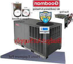 2 Ton 14- 14.5 seer Goodman HEAT PUMP Package Unit GPH1424H4