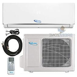 2 Ton 24000 Btu Variable Speed Compressor Ductless Mini Spli