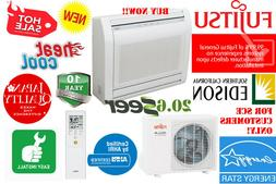 20.6 SEER 15000 BTU FUJITSU AirConditioner & Heat Ductless M