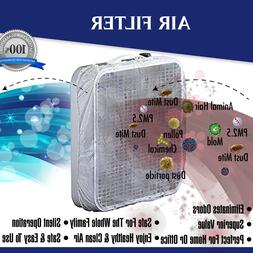 """20"""" x 20"""" Microfiber Filters for Box Fans, 60 Day Filtration"""