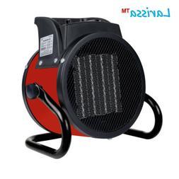 2000W Electric Space Heater Garage Forced Hot Air Fan Portab
