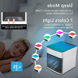 2020 Mini Air Conditioner Cool Cooling Fan Bedroom Home Arti