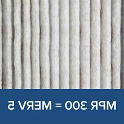 Filtrete 20x25x1, AC Furnace Air Filter, MPR 300, Clean Livi