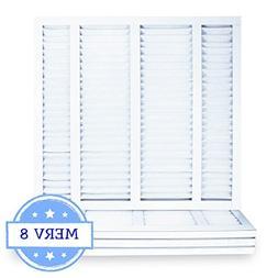 21 1/2 x 23 5/16 x 1 Air Filter, Pleated, MERV 8  Fits Liste