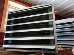 CENTRAL BOILER 220k BTU FAN COIL UNIT P/N #2900546, HEAT EXC