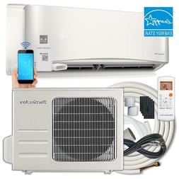 DuctlessAire Energy Star Ductless Mini Split Air Conditioner