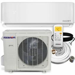 24,000 BTU Ductless  Inverter Mini Split Air Conditioner Hea