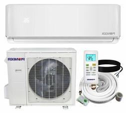 Pioneer Minisplit 12,000 BTU Ductless Mini Split Air Conditi