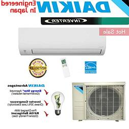 Daikin 9,000 BTU Ductless Mini Split Air Conditioner 2015 /