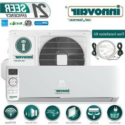 24000 BTU Mini Split Air Conditioner COOL ONLY Ductless 230V