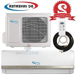 24000 Btu Ductless Mini Split DC Inverter Air Conditioner He