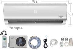 Innova 24000 BTU Ductless Mini-Split Air Conditioner – Inv