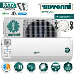 24000 BTU Mini Split Air Conditioner Heat Pump Ductless 230V