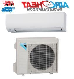 Daikin 24000 BTU Heat Pump Air Conditioner 19 SEER Single Zo