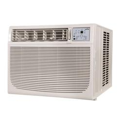 GARRISON 2477812 R-410A Through-The-Wall Heat//Cool Air Conditioner with Remote Control White 10000 BTU