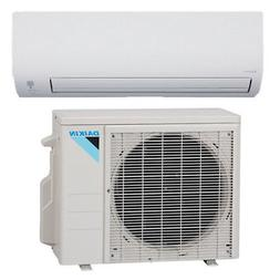 24k BTU 15 SEER Daikin Ductless Air Conditioner Split System