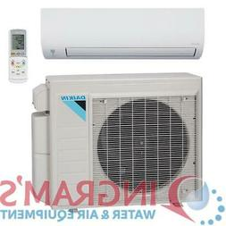 24k BTU 18 SEER Daikin Ductless Air Conditioner Split System