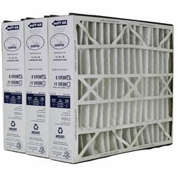 "Trion Air Bear 255649-102  Pleated Furnace Air Filter 20""x25"