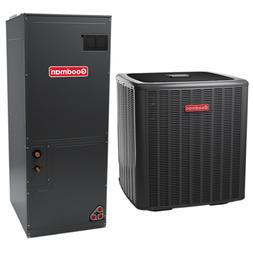 Goodman - 4.0 Ton Cooling - Air Conditioner + Variable Speed