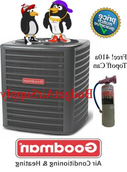 Goodman 2.5 Ton 14 Seer Straight A/C Condenser  PRE Charged