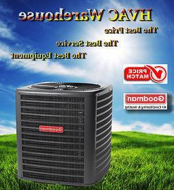 3.5 Ton 16 SEER Goodman Air Conditioner Condenser GSX160421