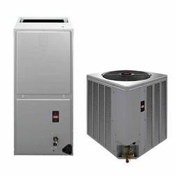 Rheem - 1.5 Ton Cooling - Air Conditioner + Air Handler Kit