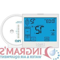 3 Heat / 2 Cool Programmable Pro1 IAQ Wireless Touchscreen T
