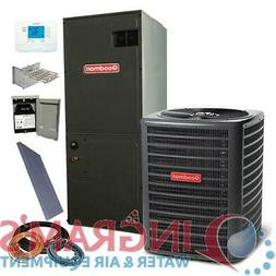 3 Ton 14 SEER Goodman Air Conditioner Split GSX140361/ARUF37