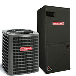 Goodman 3 Ton 14 Seer Heat Pump Split System GSZ140361 ARUF3