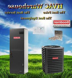 5 Ton 14 SEER Goodman HP Split System GSZ140601 & ASPT61D14