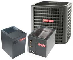 4 Ton Goodman 16 SEER R-410A Two-Stage Variable Speed Vertic