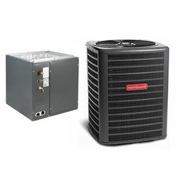 "Goodman - 3 Ton Air Conditioner + Coil Kit - 14.0 SEER - 21"""