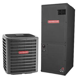 Goodman 3 Ton 14 Seer Heat Pump System with Multi Position A
