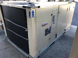 LENNOX 3 TON HEAT PUMP 208/230V 3PH ECONOMIZER PACKAGE UNIT