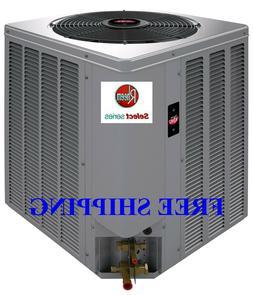 3 Ton R-410A 14SEER Heat Pump Rheem Select Condensing Unit