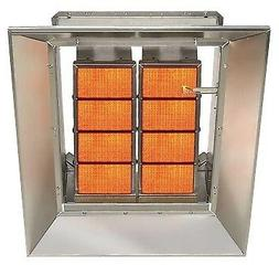Sterling 30,000 BTU RSD30N1, 1-Stage NG, Infrared Radiant He