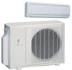 30000 Btu Mini Split Heat Pump, Indoor/Outdoor Set